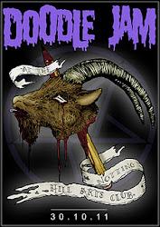 Past Event: Doodle Jam 30/10/11