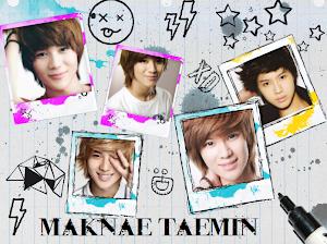 Maknae Taemin