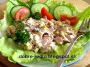 Zeleninový šalát - recept