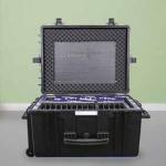 maleta  portatil tabletas