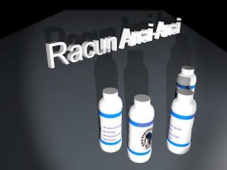 Bahan Aktif Dalam Kandungan Racun Anai-Anai