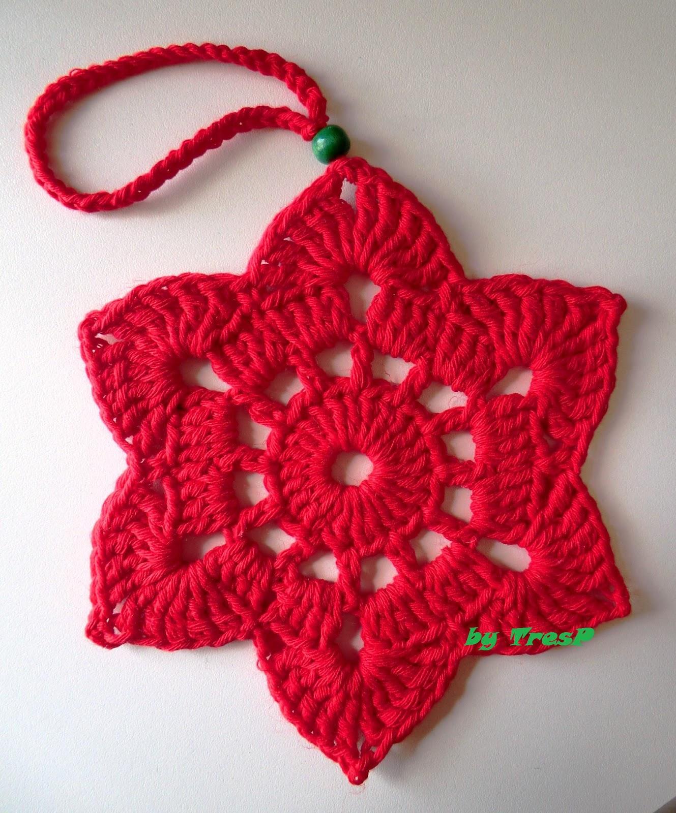Manualidades de navidad crochet ganchillo pinterest - Cosas de ganchillo faciles ...