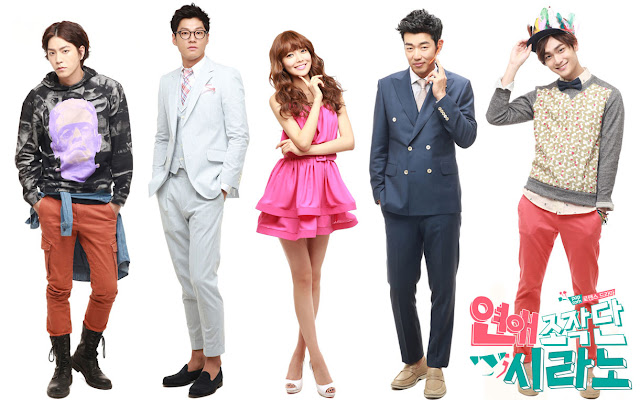 Jessica SNSD - The One Person - OST Dating Agency : Cyrano