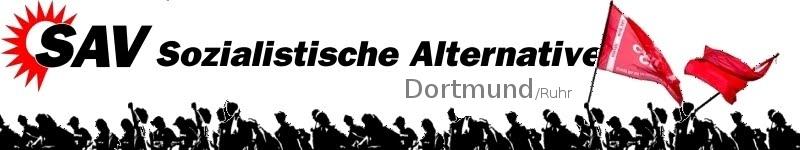 SAV - Sozialistische Alternative Dortmund/Ruhr