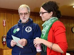 Howie Hawkins and Ursula Rozum Will Strive to Stay Green for Four More Years