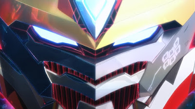 Aquarion Logos 1 fansub by Subzero