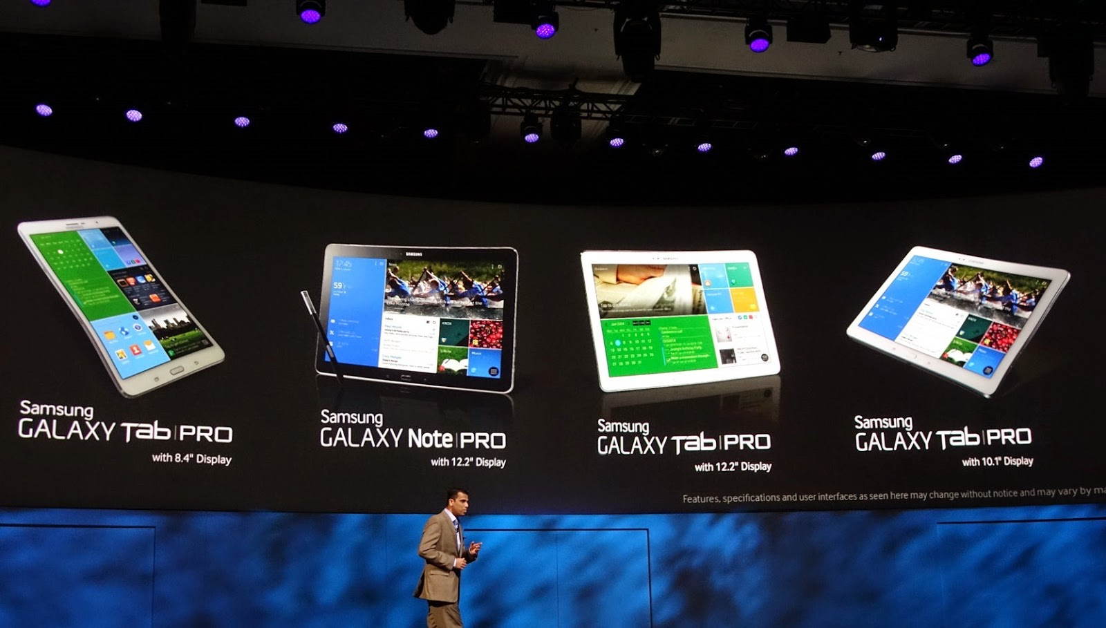 Samsung galaxy tab dan note