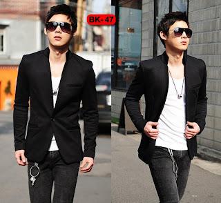 blazer korea murah semarang