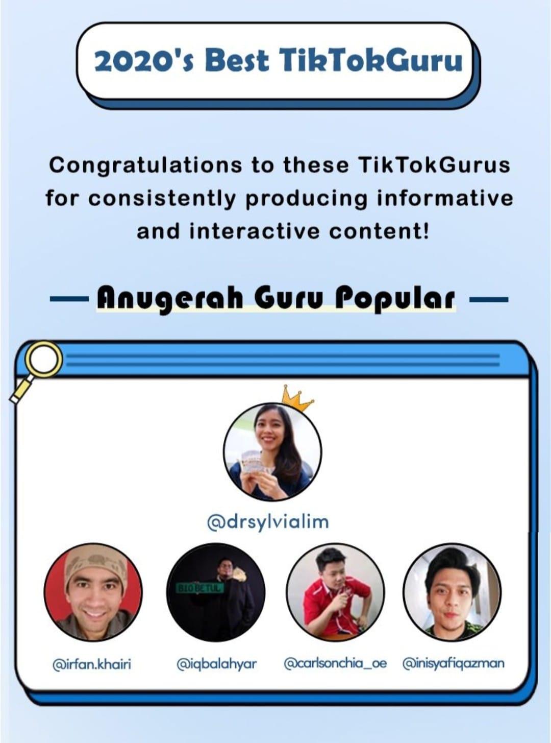 Wining TikTok Guru