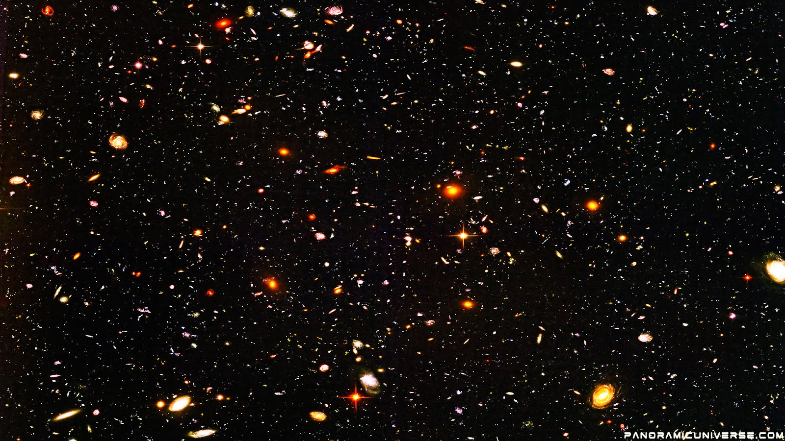 high resolution hubble ultra deep field large - photo #5