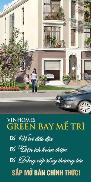 Vinhomes Green Bay Mễ Trì