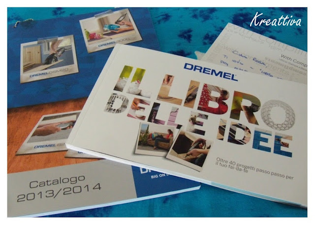 il nuovo libro delle idee dremel è on line con nuovi progetti