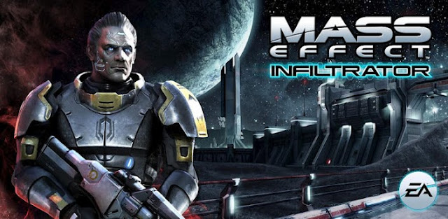 Mass Effect Infiltrator Games for android phone free download, mass effect.apk games for android device free download
