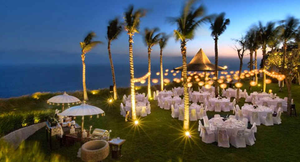 Wonderful Wedding Reception Decorations Elegant Beach Wedding - Beach wedding reception decoration ideas