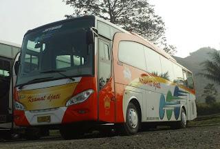Bus Kramat Jati Jetbus