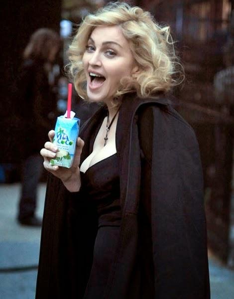 Madonna'nın Detox İçeceği