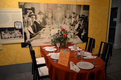 """Chosen Food"" at the Breman Jewish Heritage Museum"