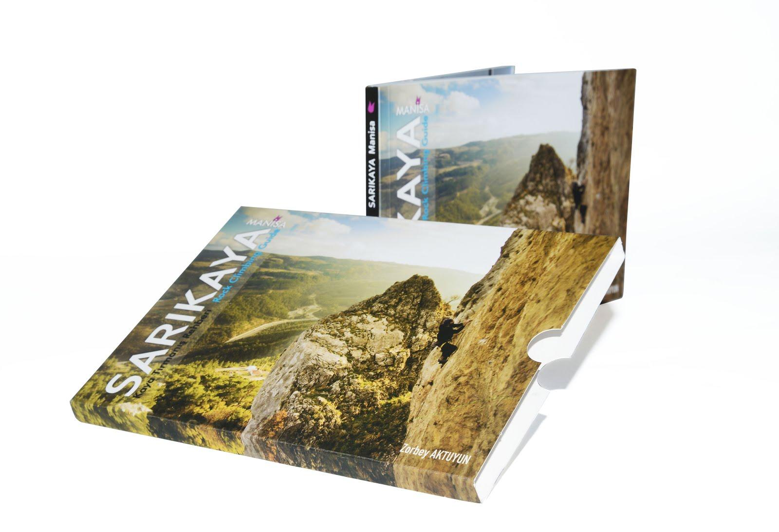 Sarıkaya/ Manisa  Kaya Tırmanış Rehberi