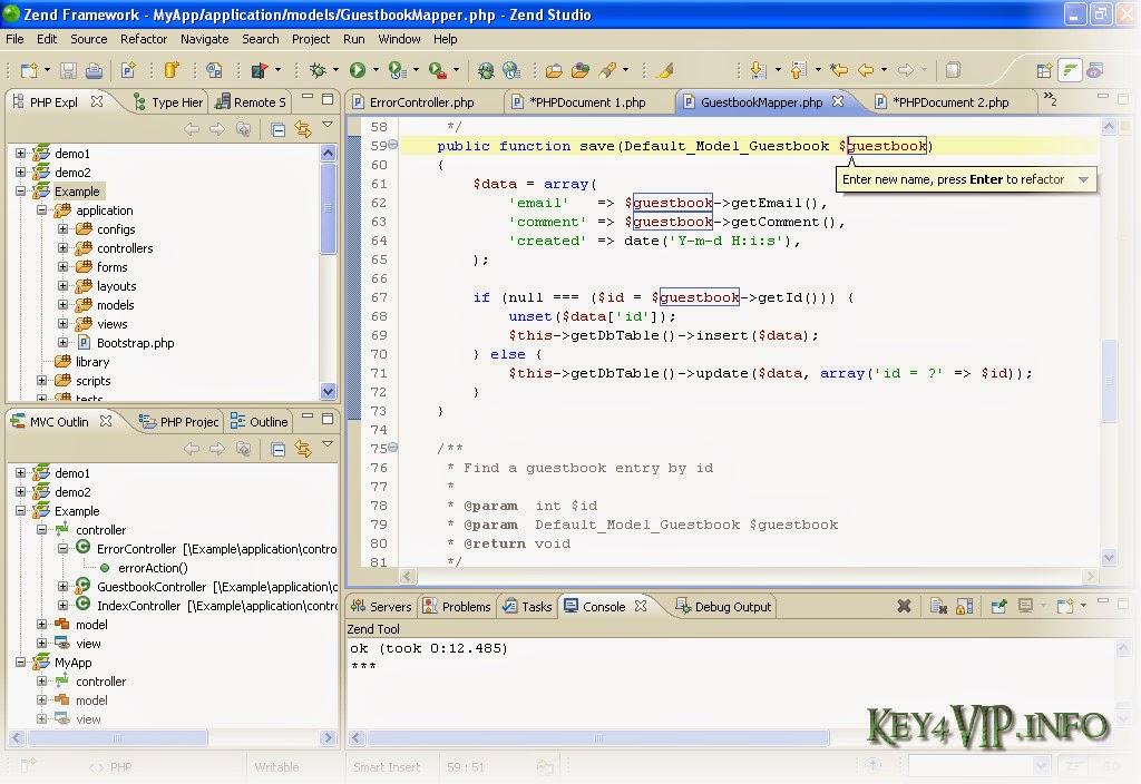 Zend Studio 11.0.0 for Windows Full,Phần mềm thiết kế website
