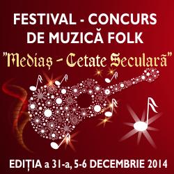 Mediaș Cetate Seculară 5 -6 Decembrie