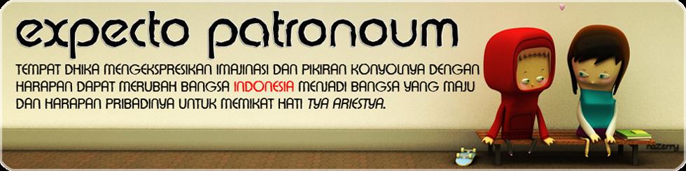EXPECTRO PATRONOUM