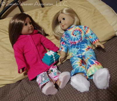 PJ party outfits by Geiser-Weaver Associates, LLC