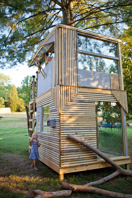 a two story tiny house towerbuilt by bjon pankratz - Two Story Tiny House