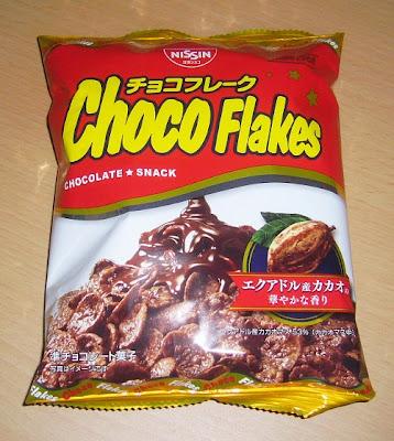 NISSIN 日清シスコ  Choco Flakes チョコフレーク