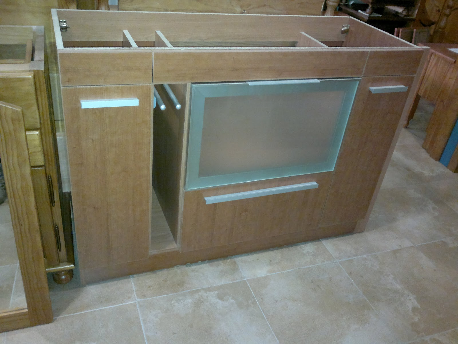 Kit Para Puertas De Baño:Puerta De Cristal