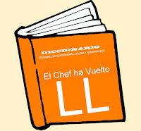 Diccionario Culinario. (LL)