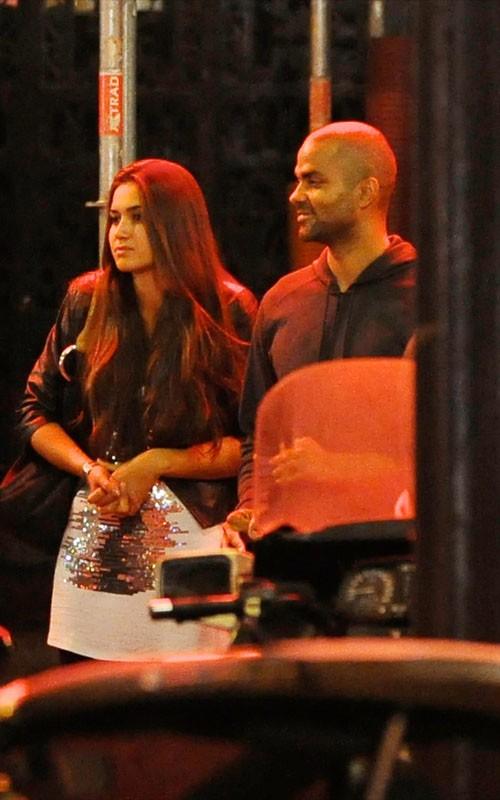 Hmmmmmm, Looks Like Tony Parker Has Moved On