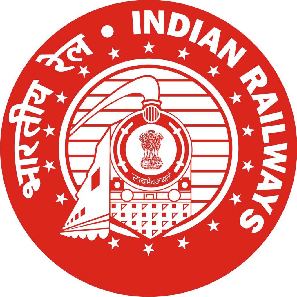 Indian Railways Logo Indian Railway Logo Vector