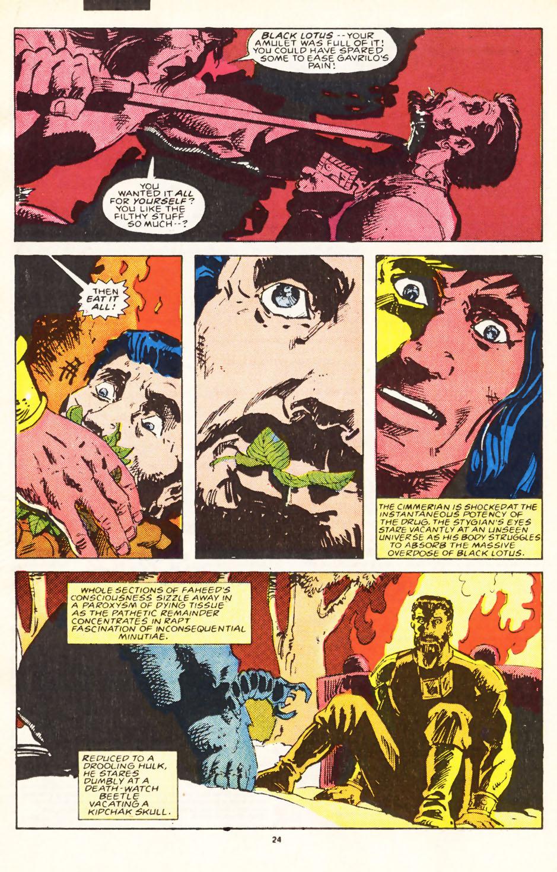 Conan the Barbarian (1970) Issue #224 #236 - English 19