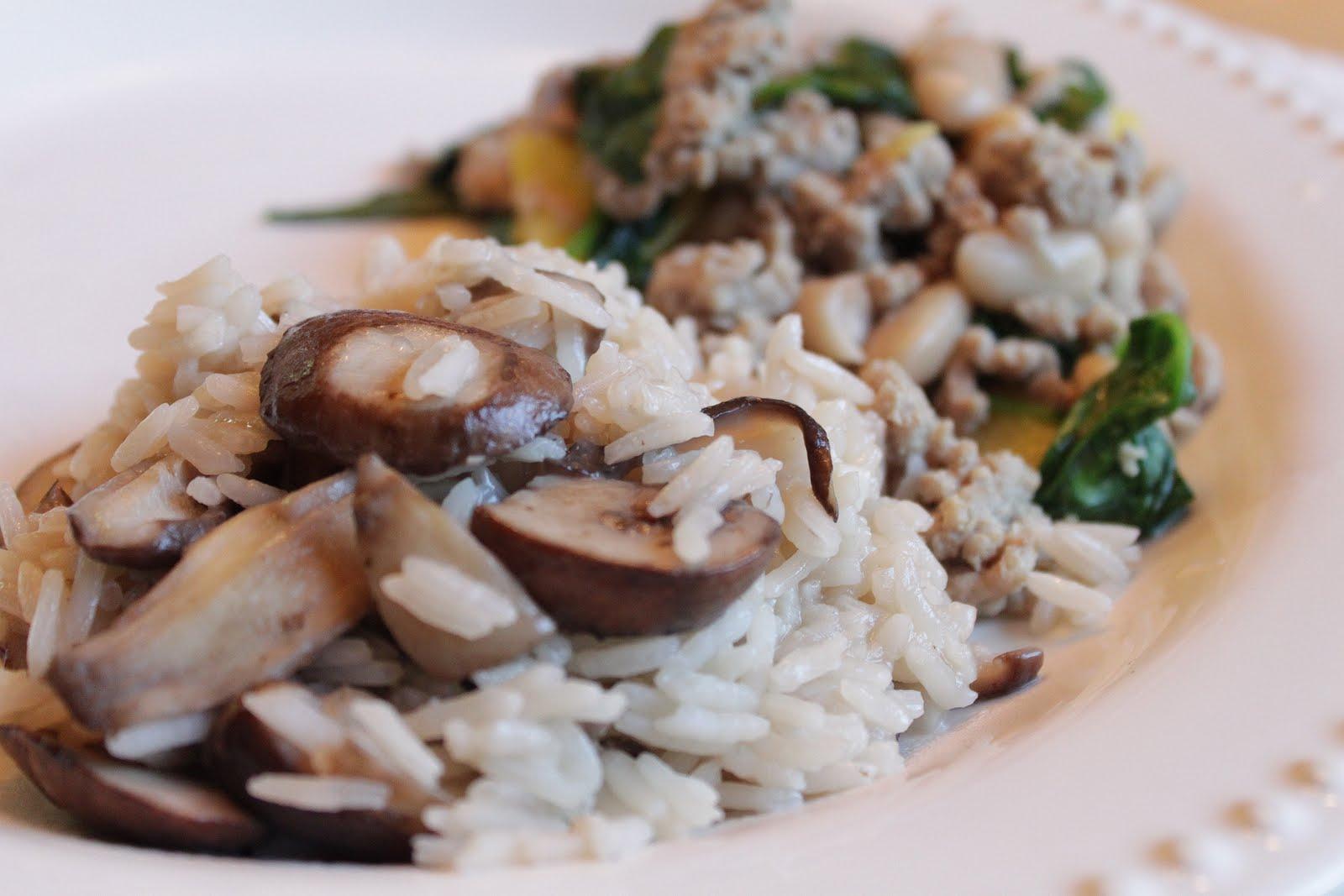 Грибы шиитаке рецепты