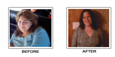 Megan used authentic Magic Slim Capsule Lost 60 Pounds