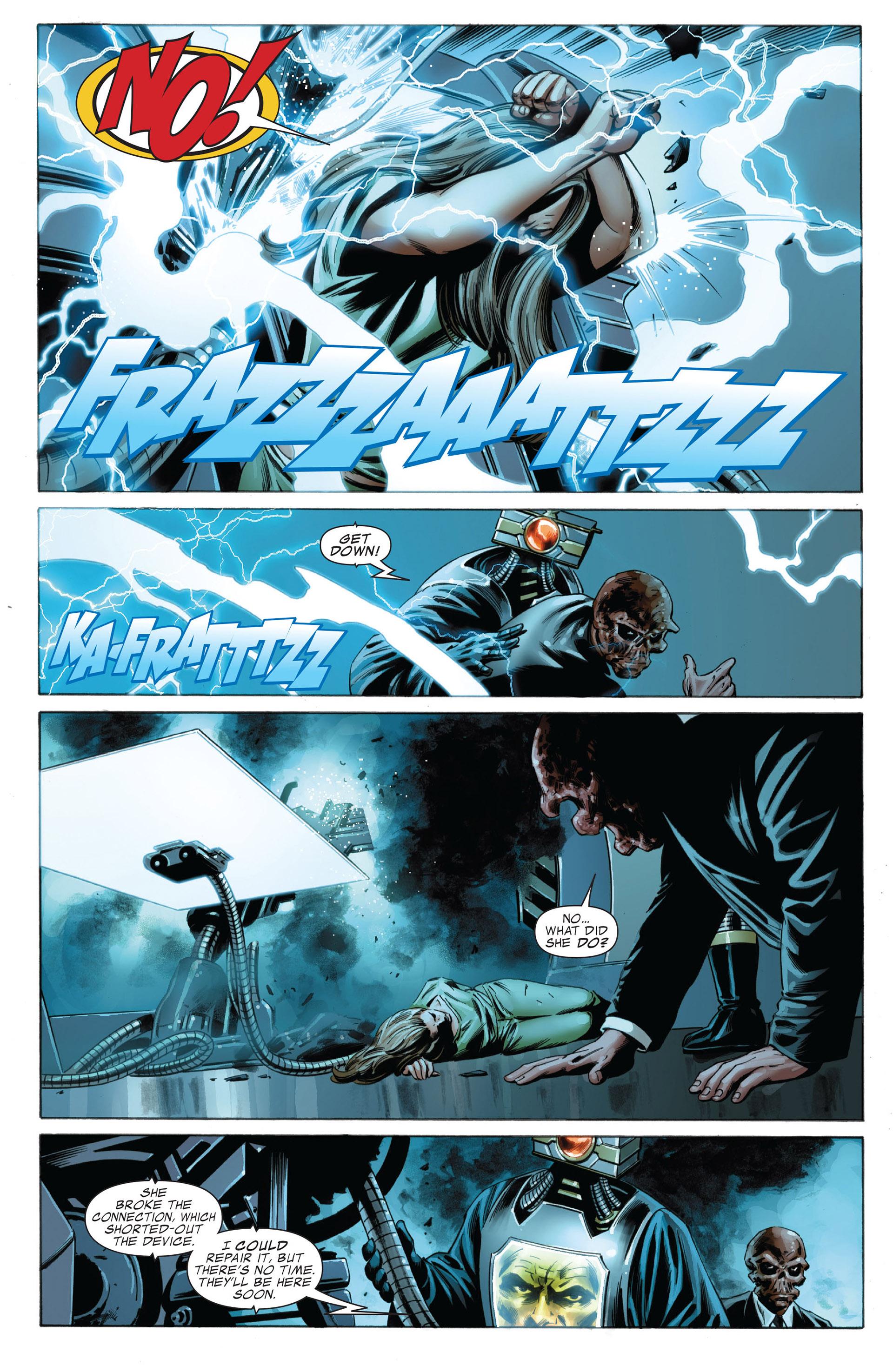 Captain America (2005) Issue #42 #42 - English 12