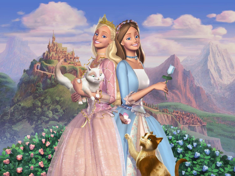 Film Barbie Princesse Raiponce The Original Movies Orchestra Sunshine