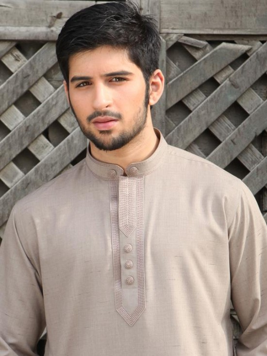 Indian-Pakistani Mens Wear Kurta-Shalwar-Kameez Eid Dress ...