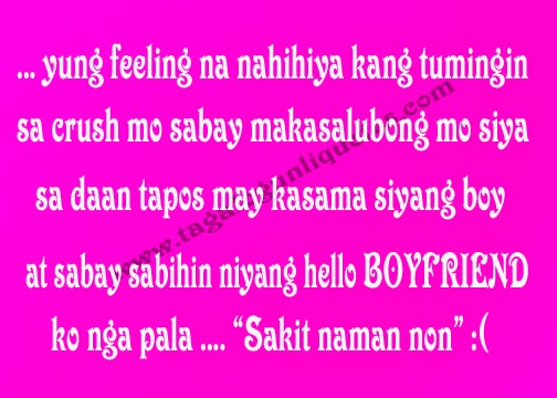 Sad Love Quotes For My Boyfriend Tagalog : Very Sad Love Quotes Crush. QuotesGram
