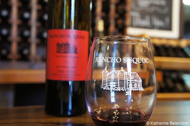 Rancho Sisquoc Tre Vini Santa Maria Wine Tasting Central Coast