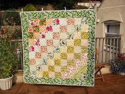 Ros's Garden Quilt