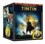 Tintin en Blu-ray