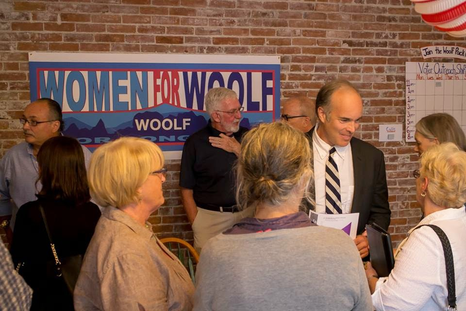 The Woolf Pack Gathers at Glens Falls Lair