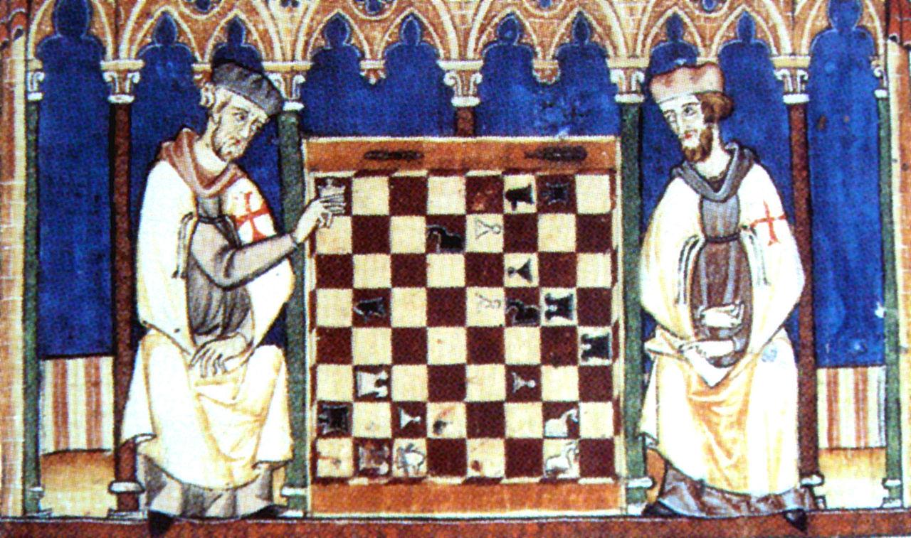 Medieval blackjack