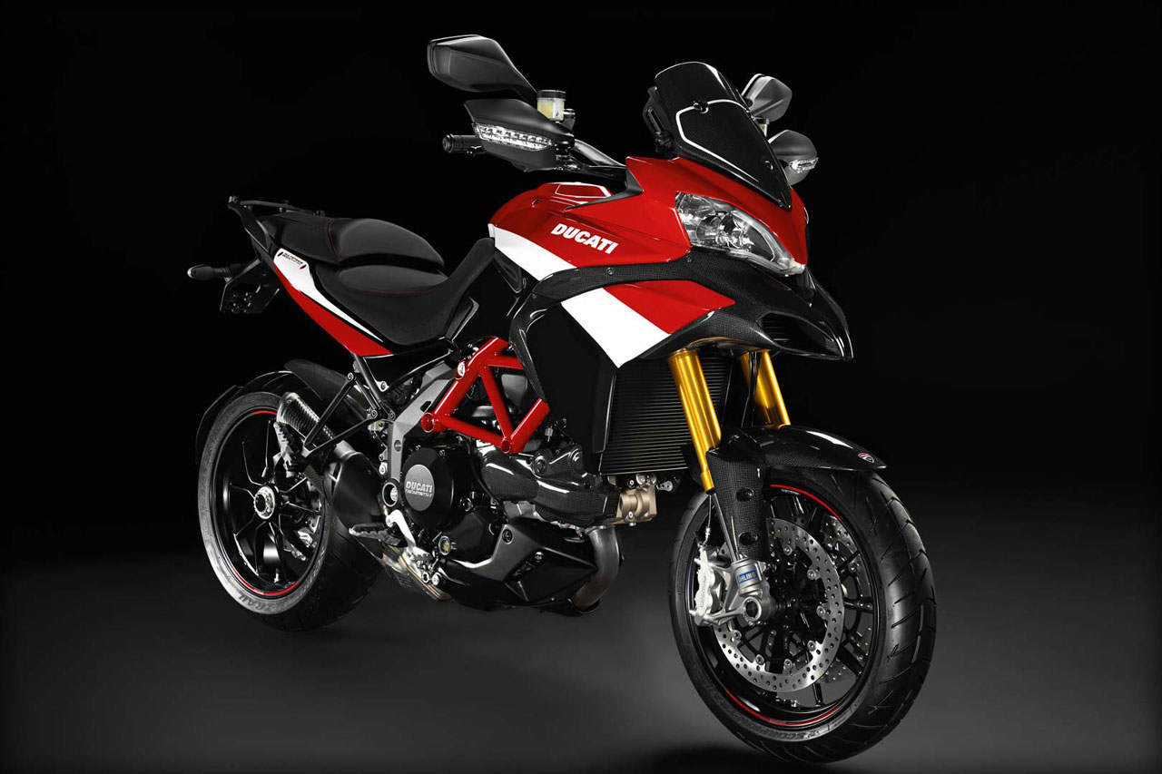 ducati multistrada 1200 s pikes peak thebest motorcycle. Black Bedroom Furniture Sets. Home Design Ideas