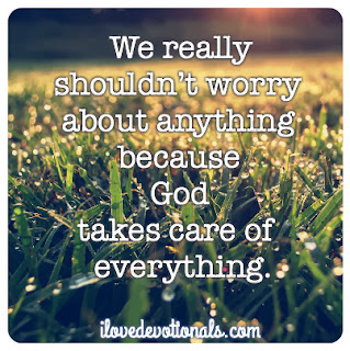 Christian quotes about worry