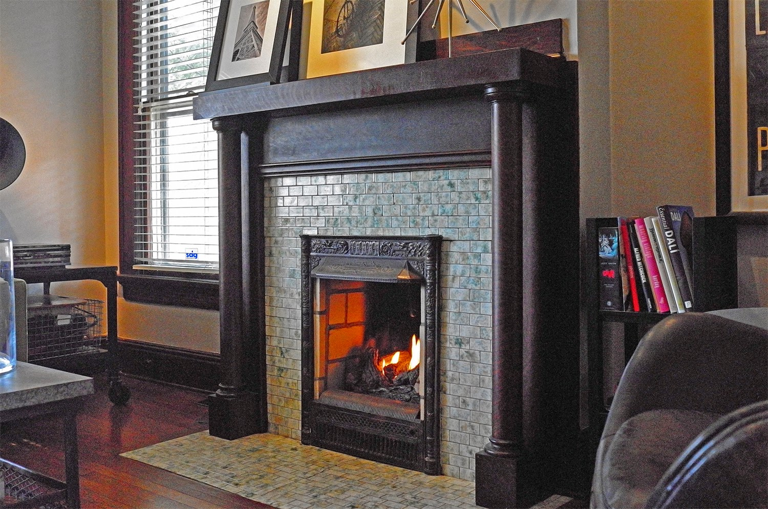 Getting 3 Fireplaces Up And Running Columbus Metro Agent