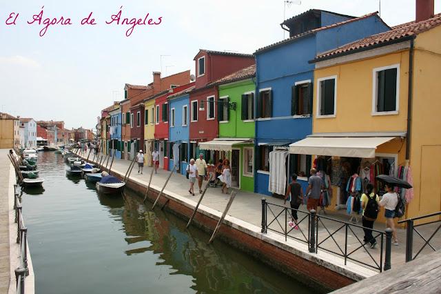Burano-Venecia
