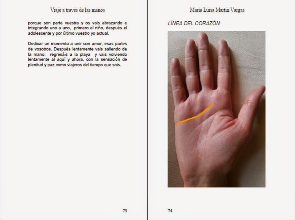 Libro lectura de manos
