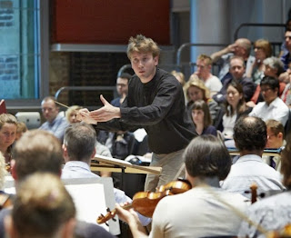 George Jackson conducting